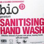 Bio D Sanitising Handwash